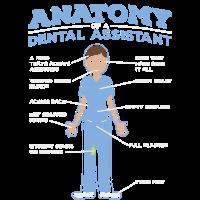 Zahnarzthelferin Dental Assistant Beruf Geschenk