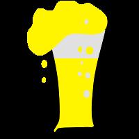 Bier-Vektor-Kunst