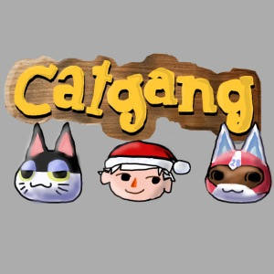 Animal Crossing CatGang