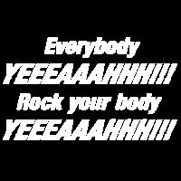 Rock your Body Musik Geschenk Backstreet