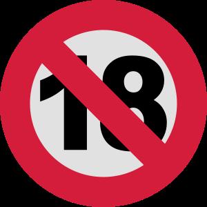 Nicht mehr 18!!!