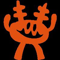 lustigen Charakter bonhomme3