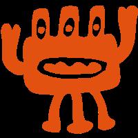 lustigen Charakter bonhomme4