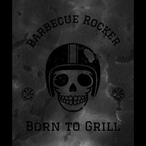 Motorrad Barbecue Rocker