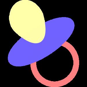 Schnuller Baby Clipart