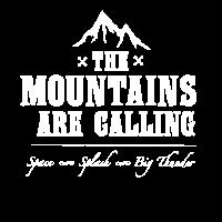Die Berge rufen Space Splash