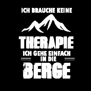 Therapie Berge