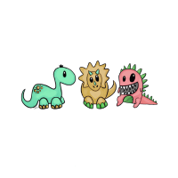 -Dinosaurier