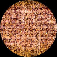 Mosaik Orange