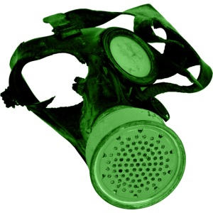 gas mask 2