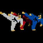 8-bit trip ninjas  2