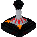 8-bit trip Tac 2 Joystick