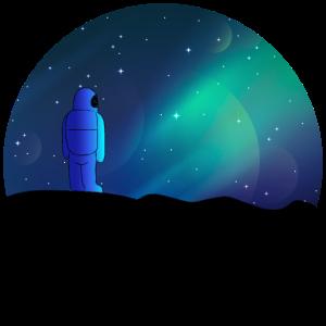 Astronaut Weltraum Weltall