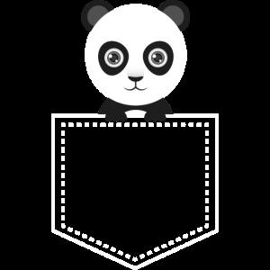 Pocket Panda - Taschen Panda