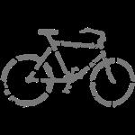 Fahrrad Pikto
