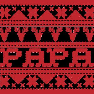 Weihnachten Papa Daddy Weihnachtsgeschenk