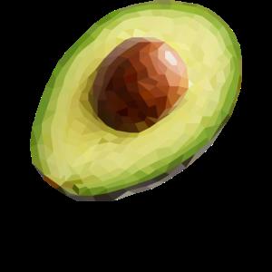Du bist die Avocado auf meinem Toast!