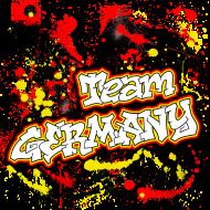 Fan-Shirt: Team Germany