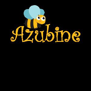 AZUBI Azubine, Azubiene Geschenk T-Shirt