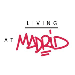 Living @ Madrid Street Letters