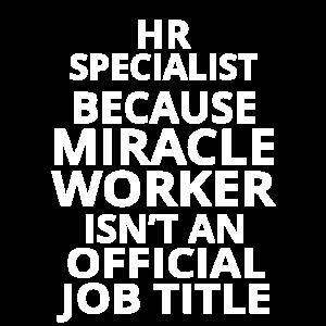 HR Specialist - Geschenk