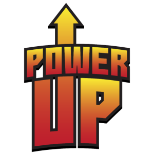 Power Up Level Up Sport Gaming