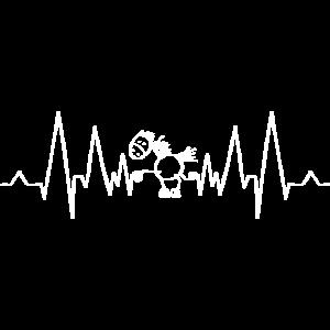 Pferd Heartbeat - Pferdchen - Pferde - Comic