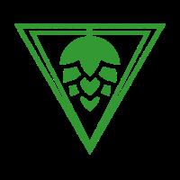 Hopfen Logo - Hopfendolde, Blüte der Hopfenpflanze