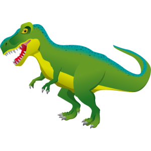 Tyrannosaurus Rex / T-Rex / Trex / Dino