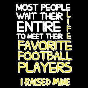 Fußball-Vati-Hemd