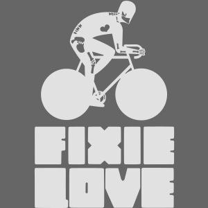 fixie love messenger broken
