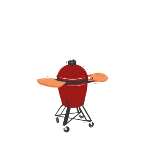 BBQ Smoker Egg - Mind If I Smoke ?