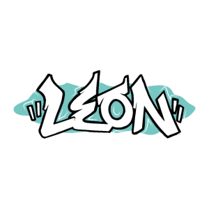 Graffiti Name Leon