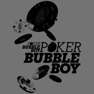Pokeri - Bubble Boy (musta)