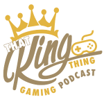 That King Thing Logo (dark)