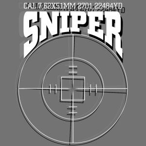 Sniper (hvid)