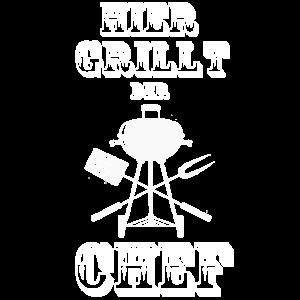 Grillt chef