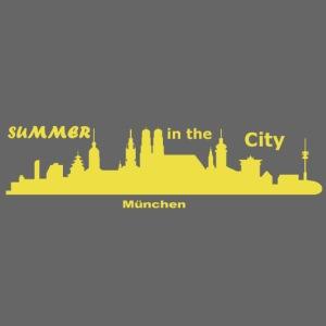 München Sommer City