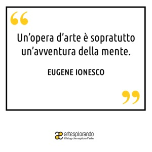 Citazione Eugene Ionesco