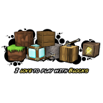 I love to play with Blocks