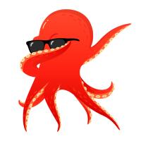 Dabbing Kraken Dab Dance