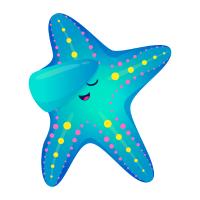 Dabbing Starfish Dab Dance