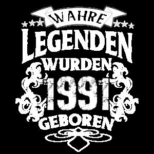 Wahre Legenden 1991