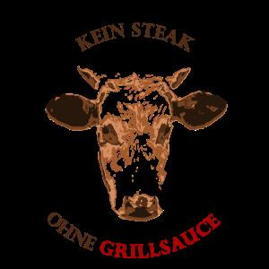 Kein Steak - ohne Grillsauce