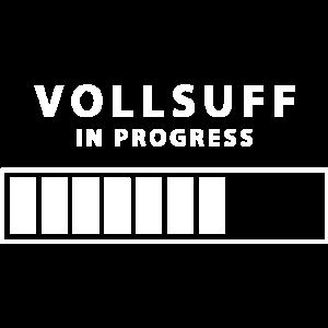 Vollsuff Progress Party, Feiern, Bier, Wochenende