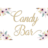 Candy Bar white