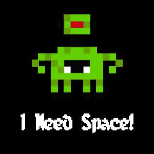 8-Bit Alien (I Need Space)
