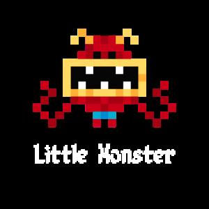 8-Bit Monster (Little Monster)