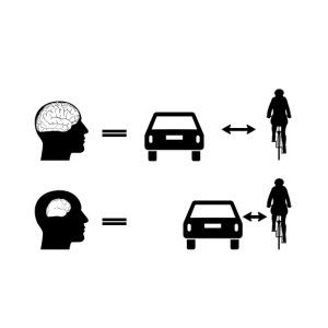 Gehirn/Überholen/Kausal