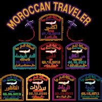 Marokkanischer Reisender
